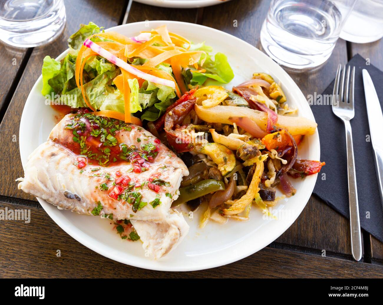 Pictures of French Cuisine Side Dishes
