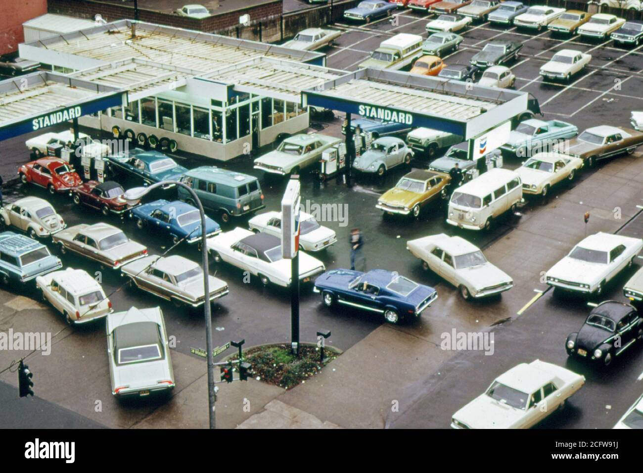 1970s Gas Shortage High Resolution Stock Photography and Images - Alamy