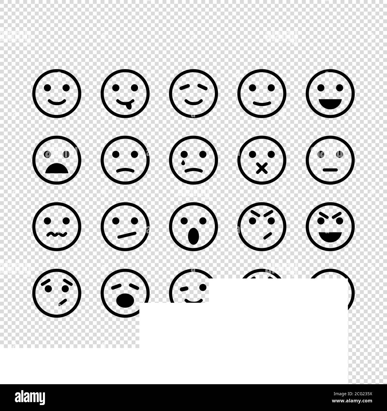 emotion icon set on transparent background collection emoji vector eps 10 stock vector image art alamy https www alamy com emotion icon set on transparent background collection emoji vector eps 10 image371298646 html