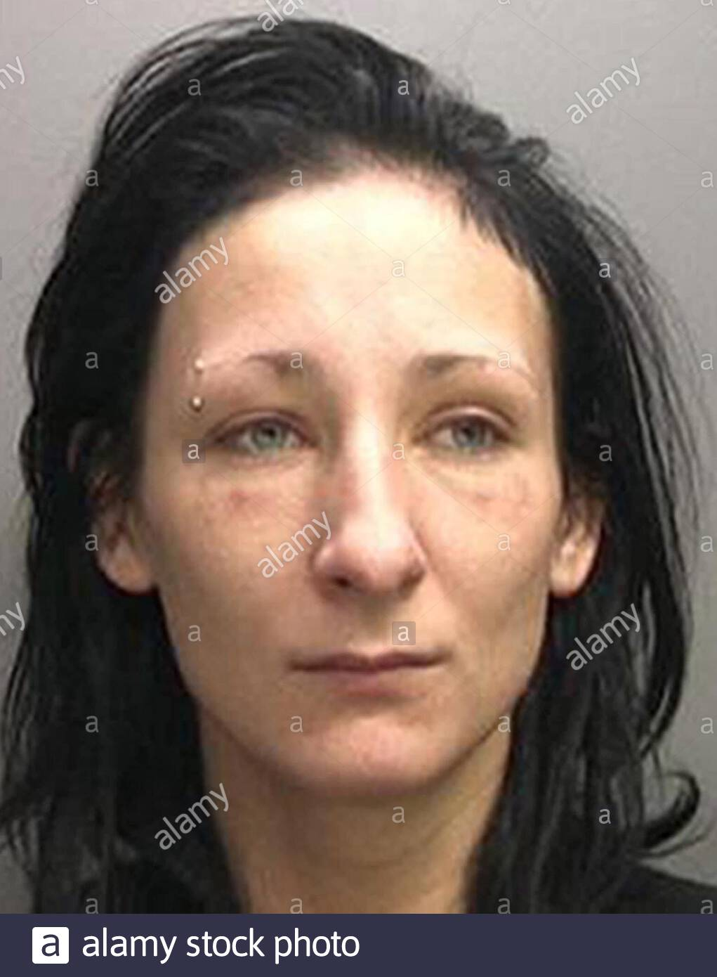 """BEST QUALITY AVAILABLE  Undated handout photo issued by West Midlands Police of Magdelena Luczak, the mother of Daniel Pelka, who along with his stepfather battered him to death after subjecting him to six months of systematic starvation and """"incomprehensible"""" cruelty. Stock Photo"""