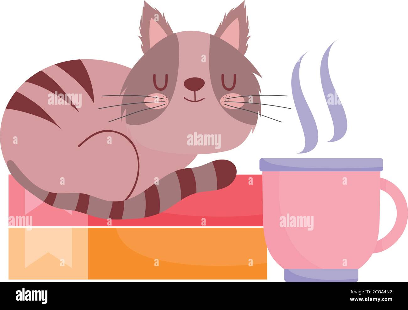 Kitty Cup High Resolution Stock Photography And Images Alamy