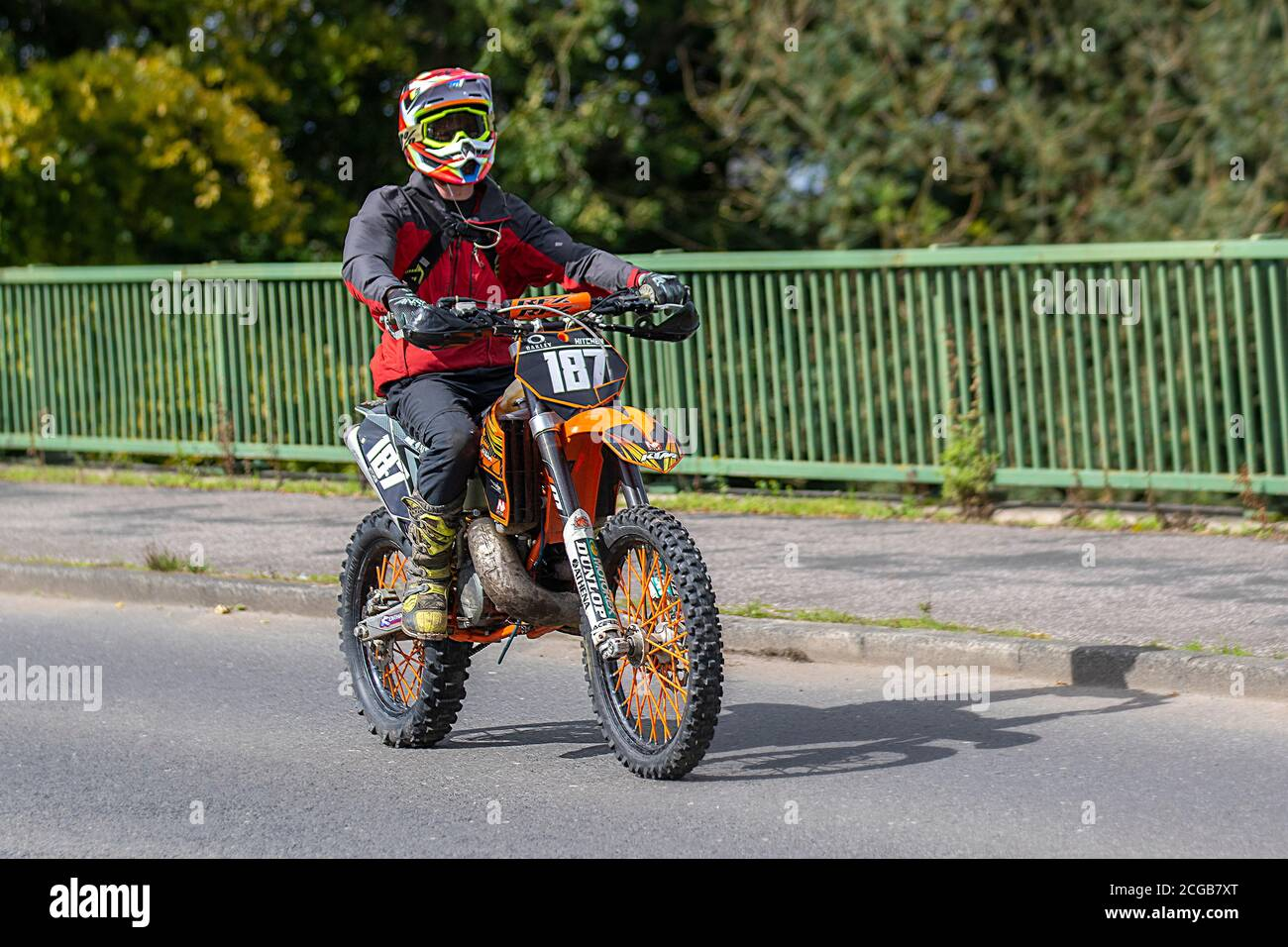 Ktm Dirt Bike High Resolution Stock Photography And Images Alamy