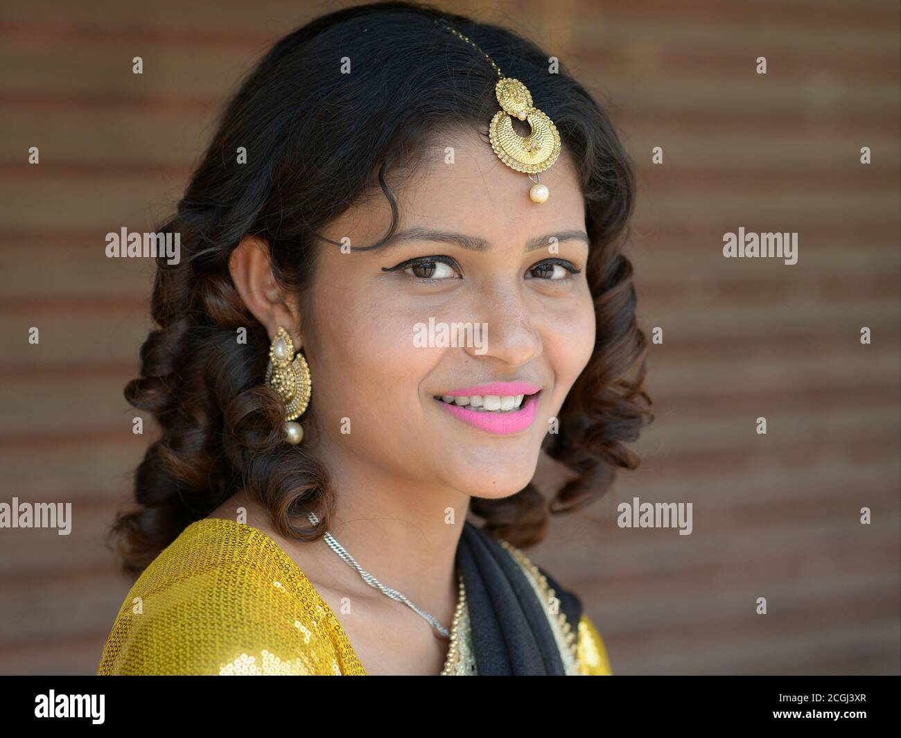 Nepali Style High Resolution Stock Photography And Images Alamy