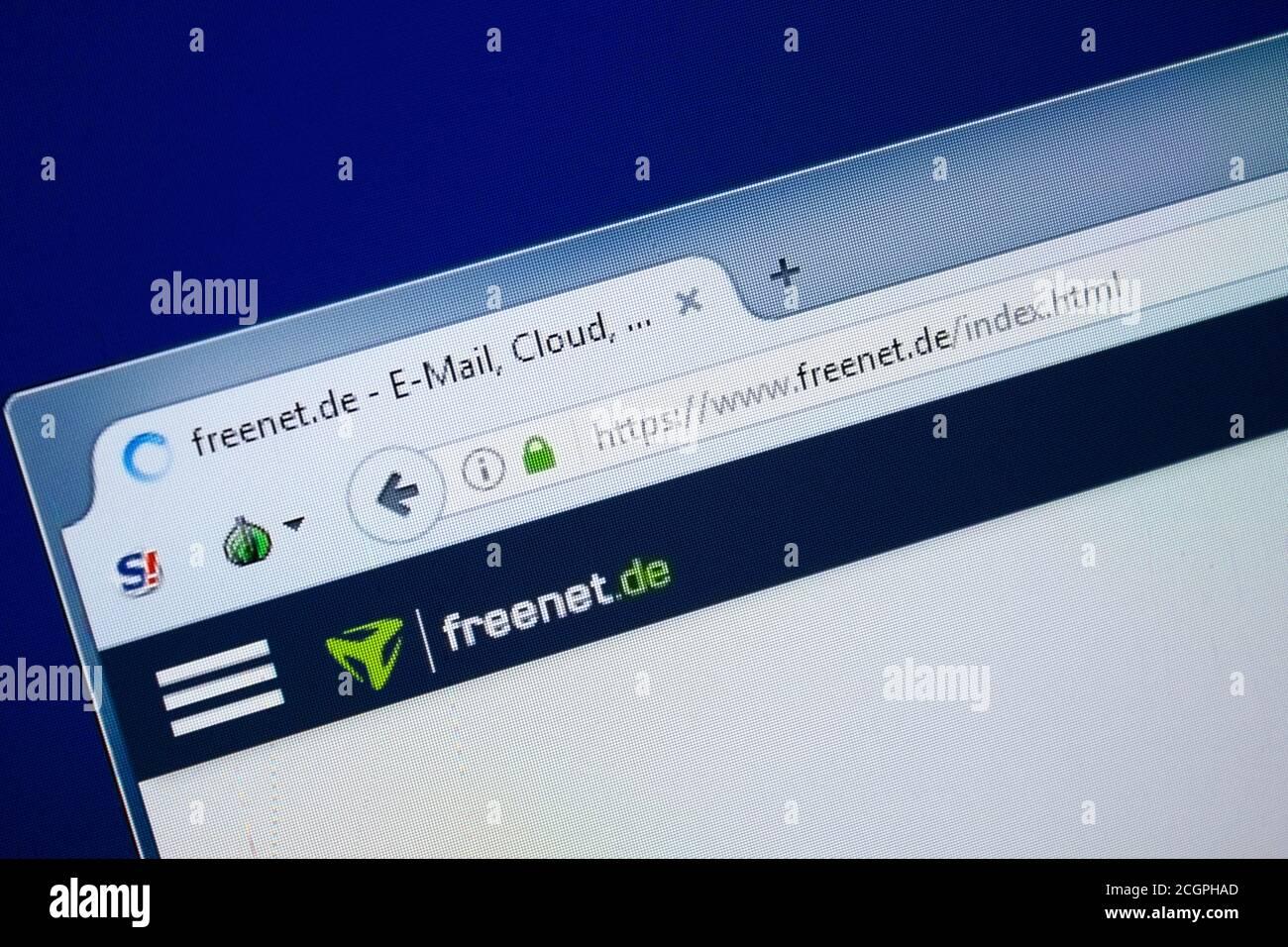 Login https de www freenet freenet TV