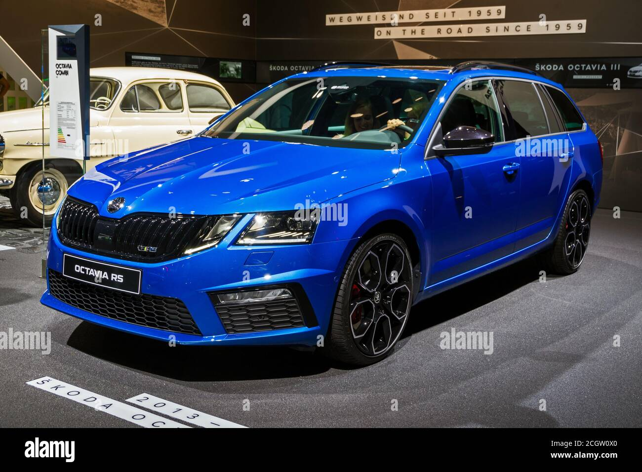 Page 2 Skoda Octavia High Resolution Stock Photography And Images Alamy