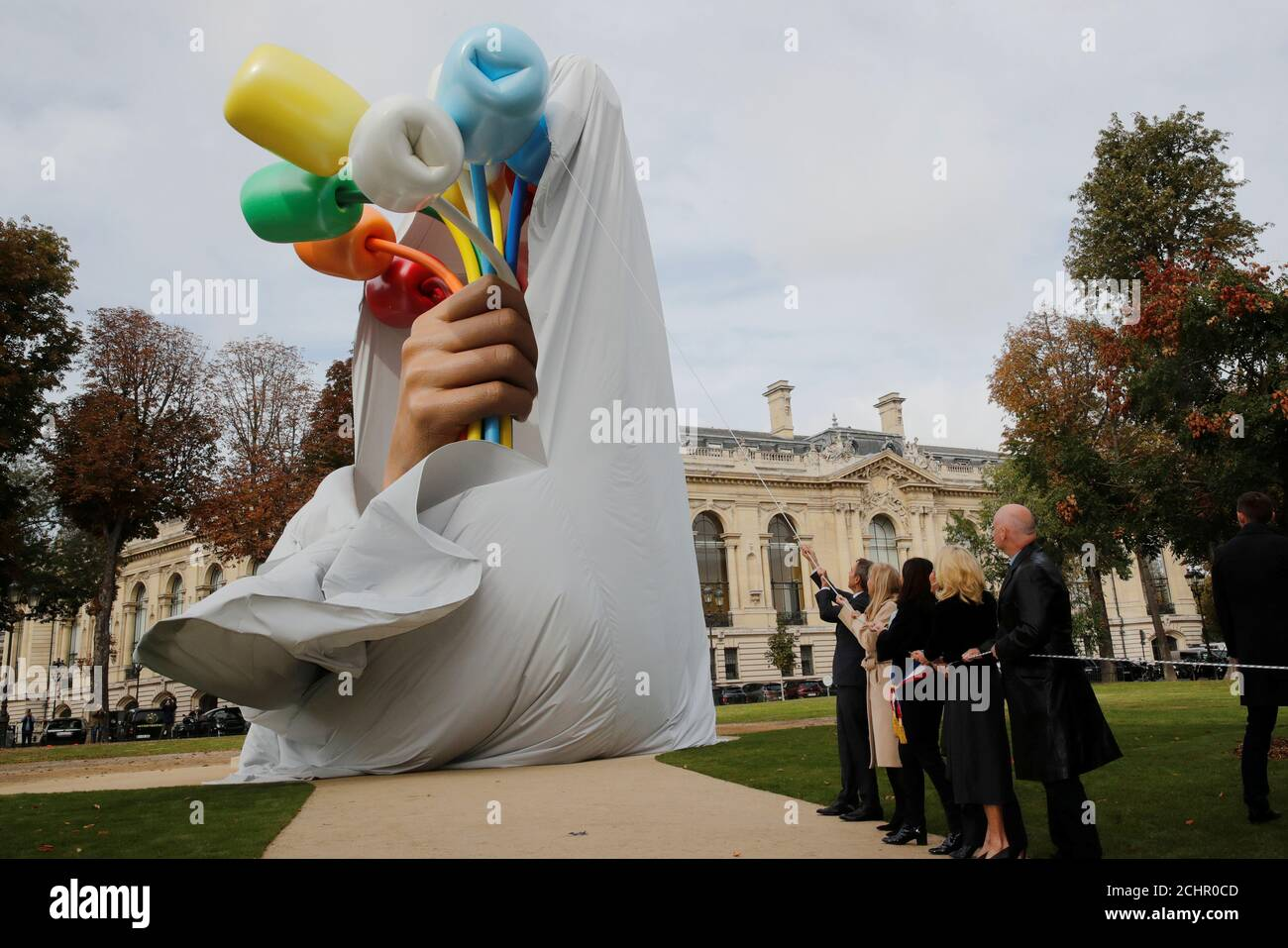 Jeff Koons Tulips High Resolution Stock Photography And Images Alamy