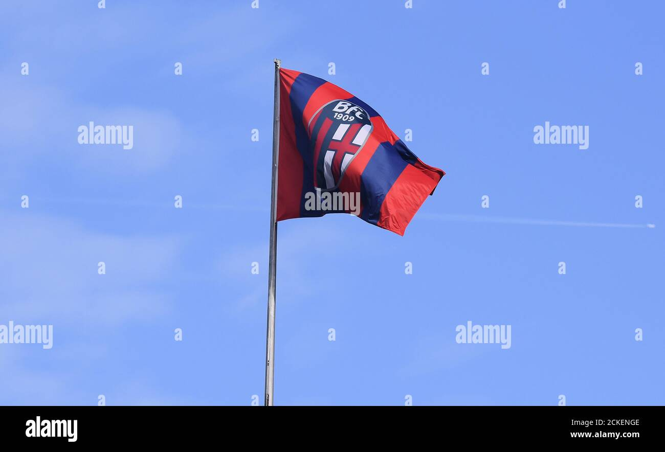 Juventus Flag High Resolution Stock Photography And Images Alamy