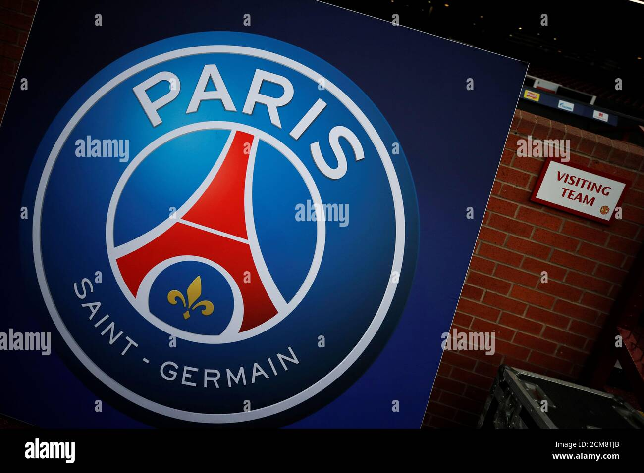 Psg Crest High Resolution Stock Photography And Images Alamy