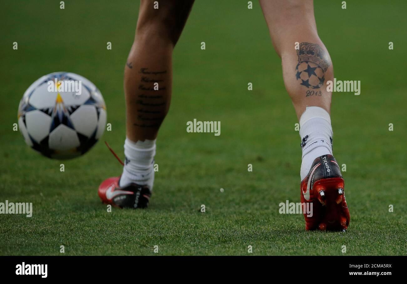 Soccer Football Champions League Quarter Final First Leg Sevilla Vs Bayern Munich Ramon Sanchez Pizjuan Seville