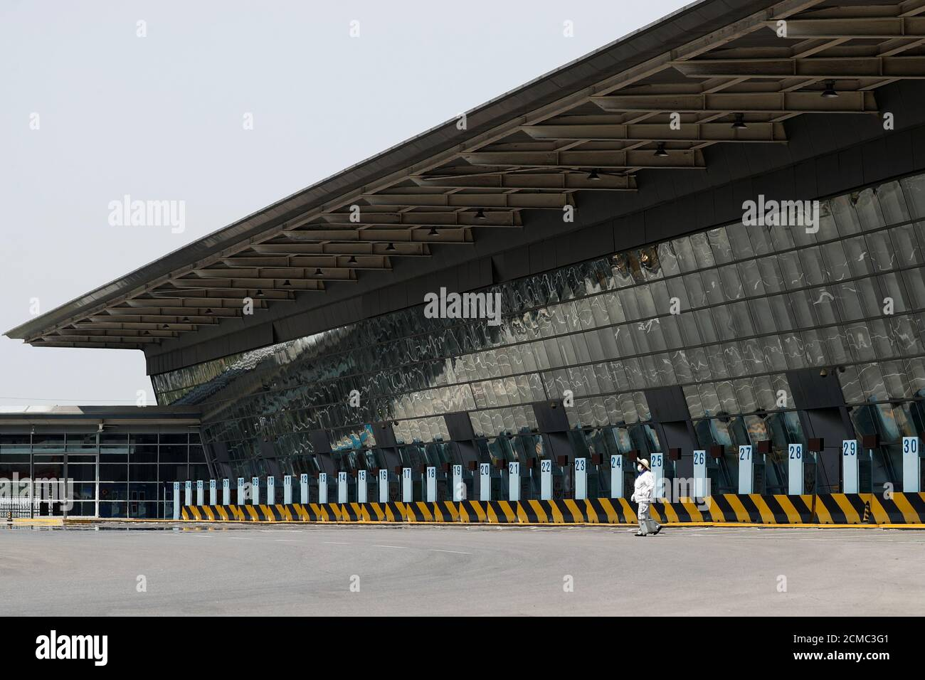 Bus Bays High Resolution Stock Photography And Images Alamy