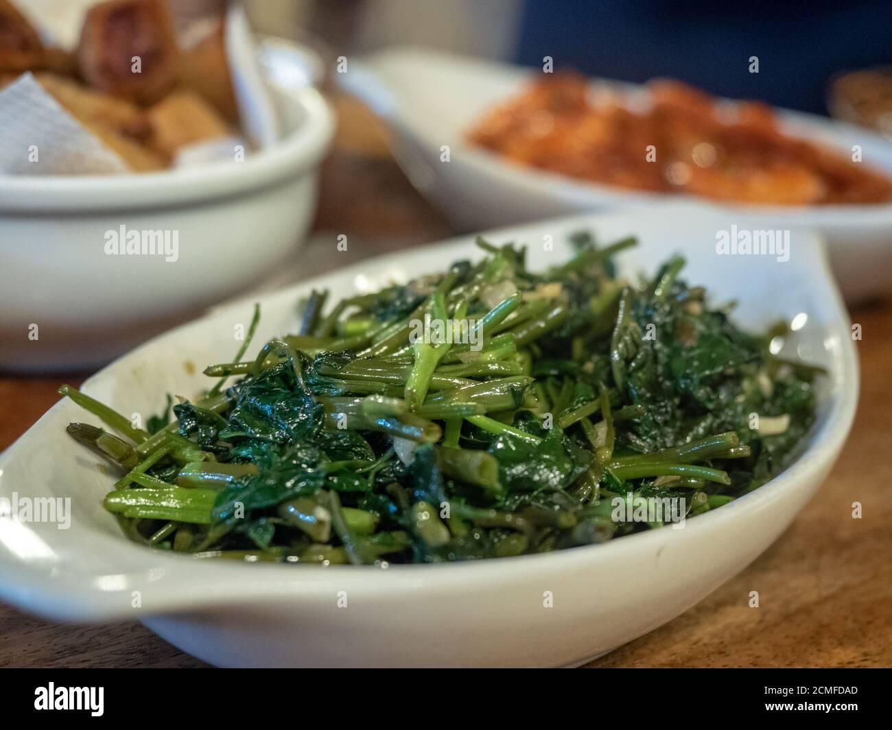 Kangkong High Resolution Stock Photography And Images Alamy