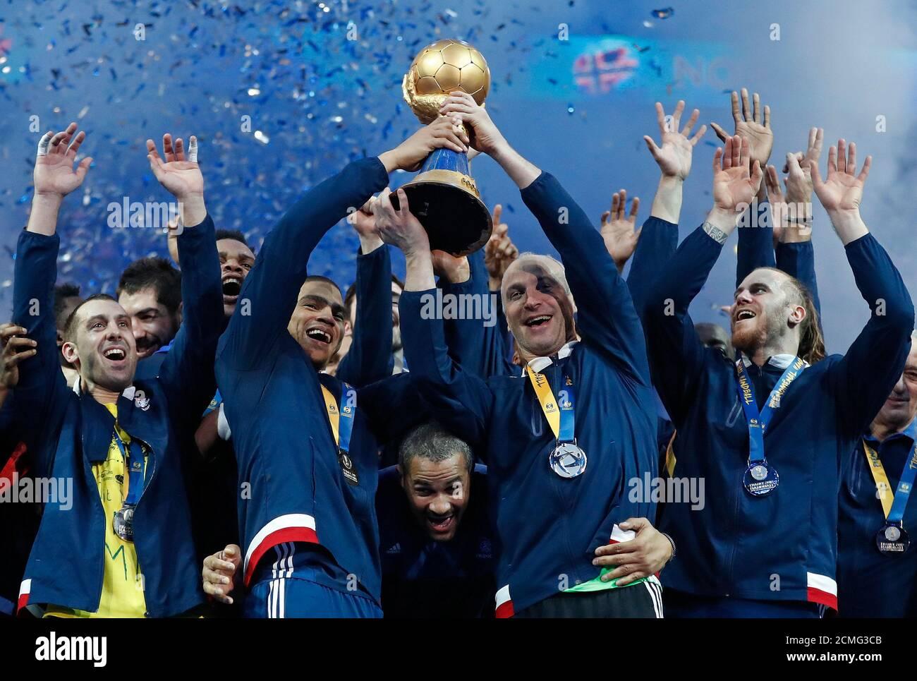 Handball France High Resolution Stock Photography And Images Alamy