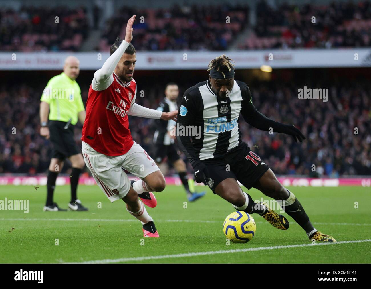 Arsenal V Newcastle High Resolution Stock Photography And Images Alamy