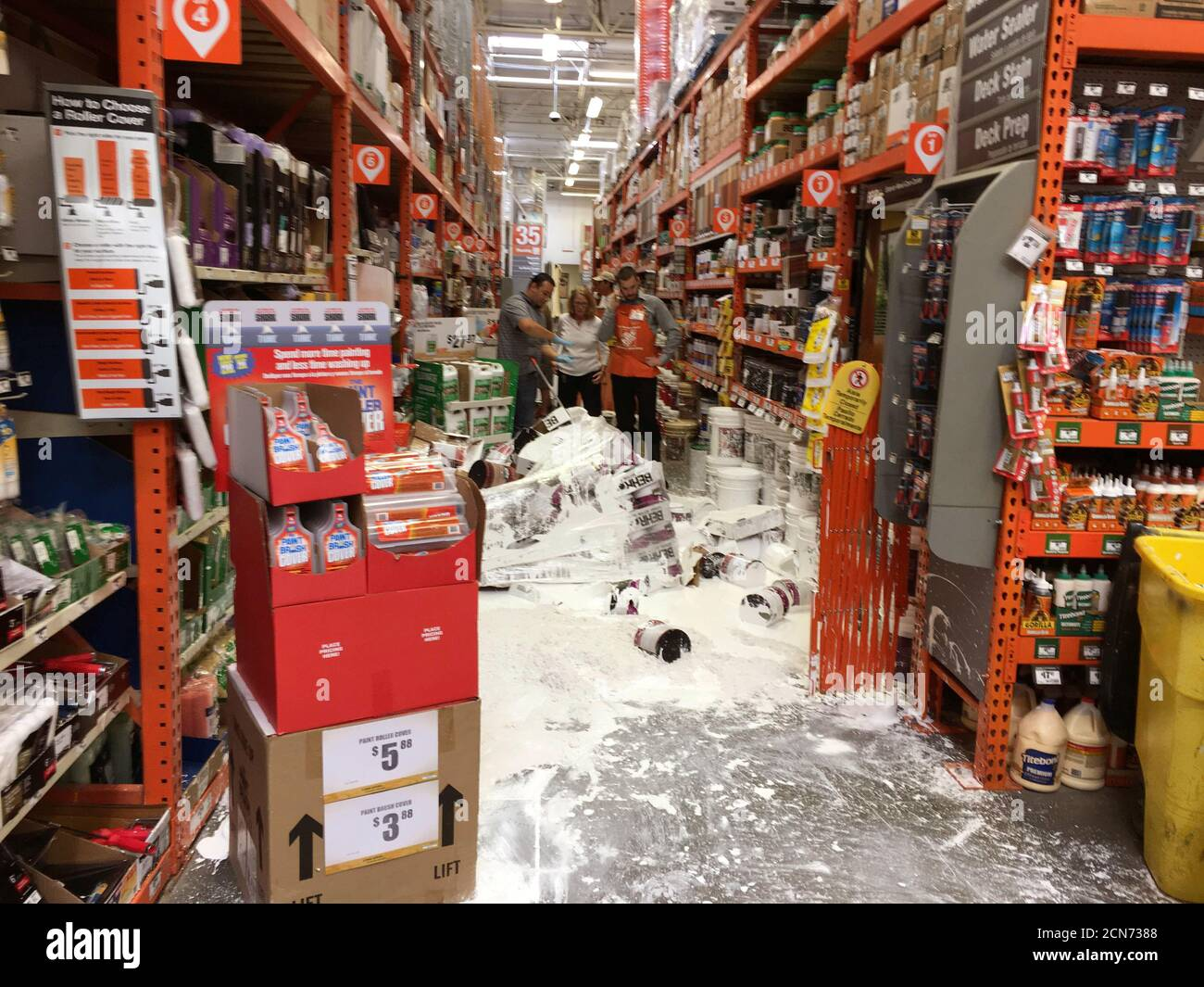 Home Depot Aisle High Resolution Stock Photography and Images   Alamy