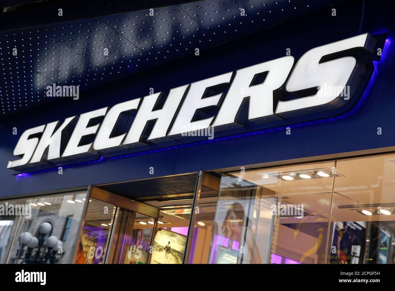 Skechers Sport High Resolution Stock