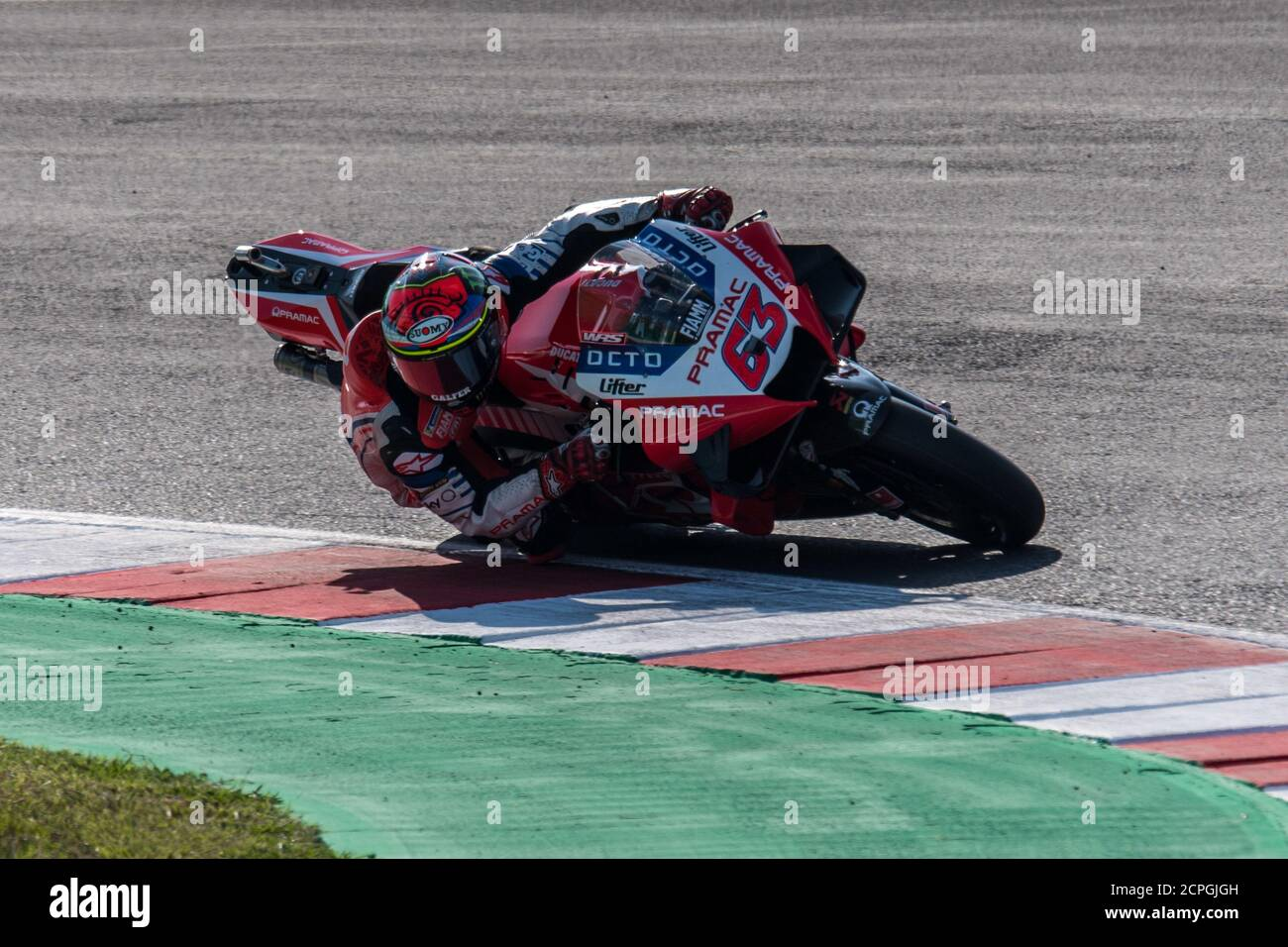 Francesco Bagnaia High Resolution Stock Photography And Images Alamy