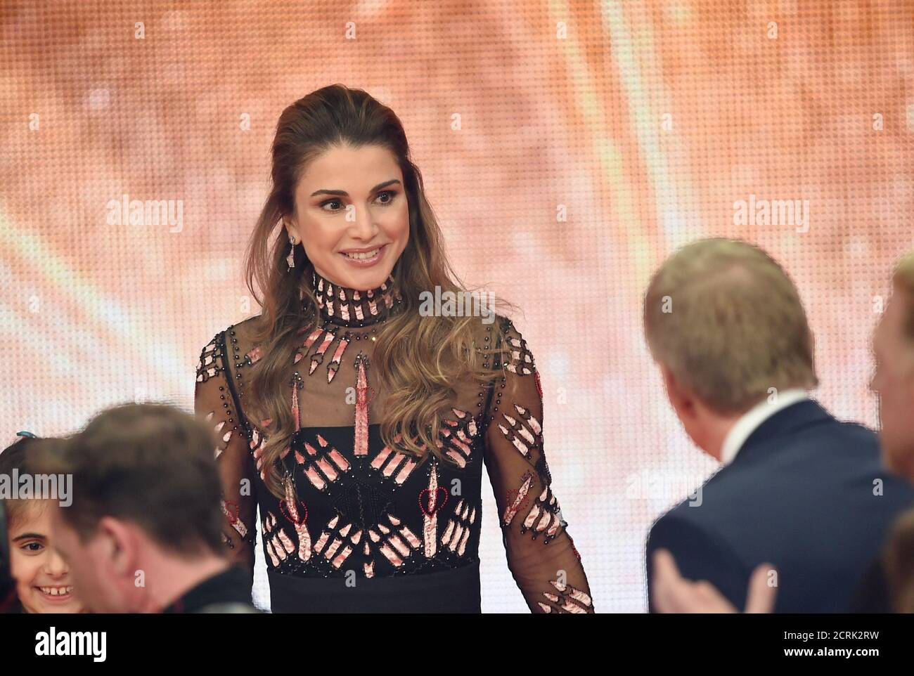 Queen Rania Charity High Resolution Stock Photography And Images Alamy