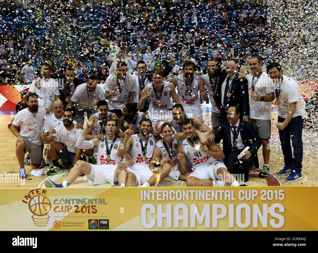 Intercontinental Cup High Resolution Stock Photography and Images ...