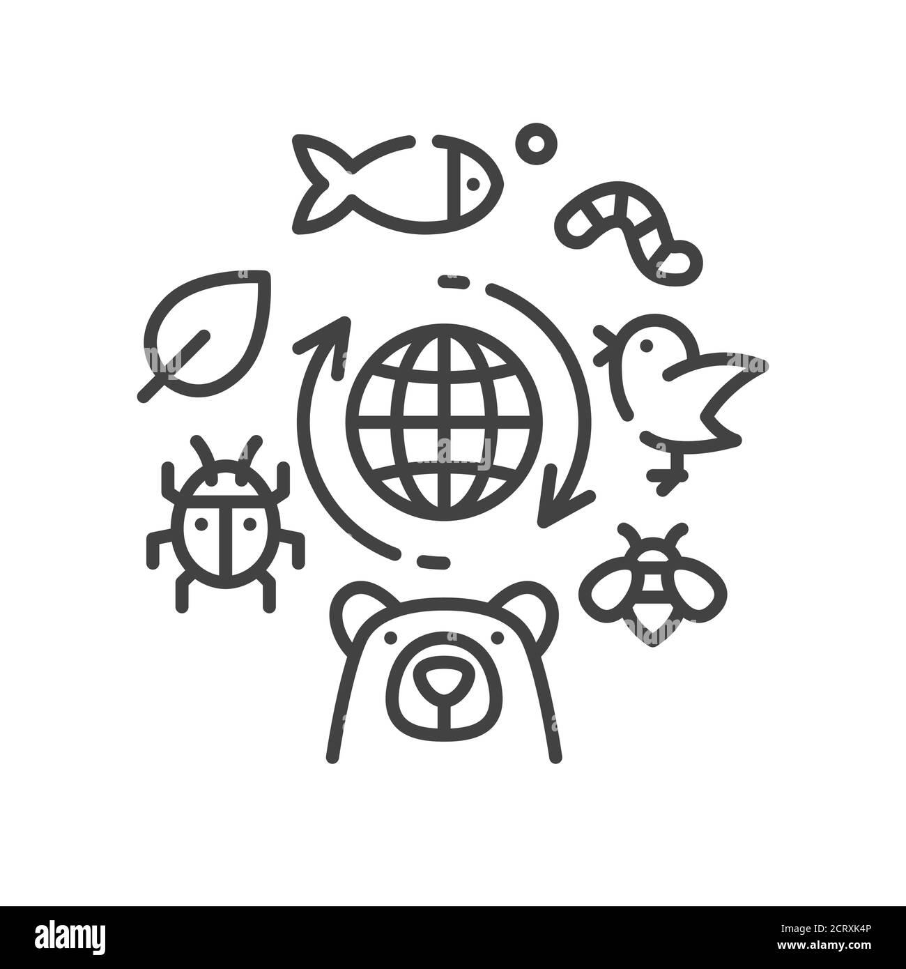 Environmental Issues Clip Art by Studio Devanna | TpT