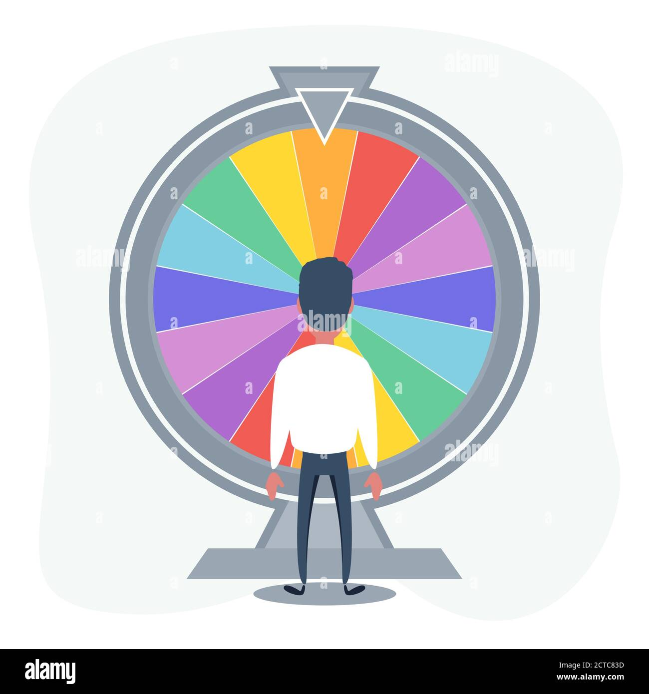 Wheel Of Fortune Game Show High Resolution Stock Photography And Images Alamy