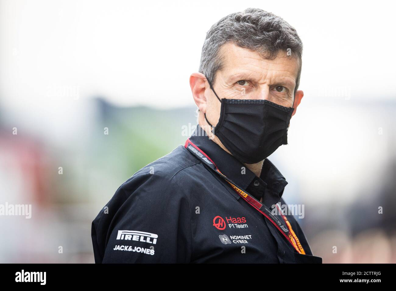 Steiner Guenther Ita Team Principal Of Haas F1 Team Portrait During The Formula 1 Vtb Russian Grand Prix 2020 From September 25 To 27 2020 On Th Stock Photo Alamy