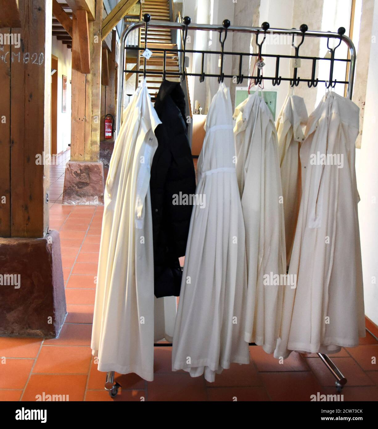 Choir Robes High Resolution Stock Photography And Images Alamy