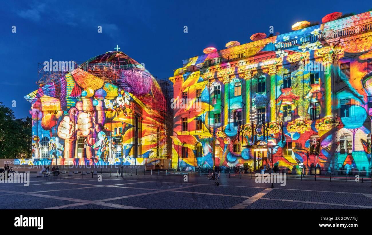 2020 lights berlin festival of Warna