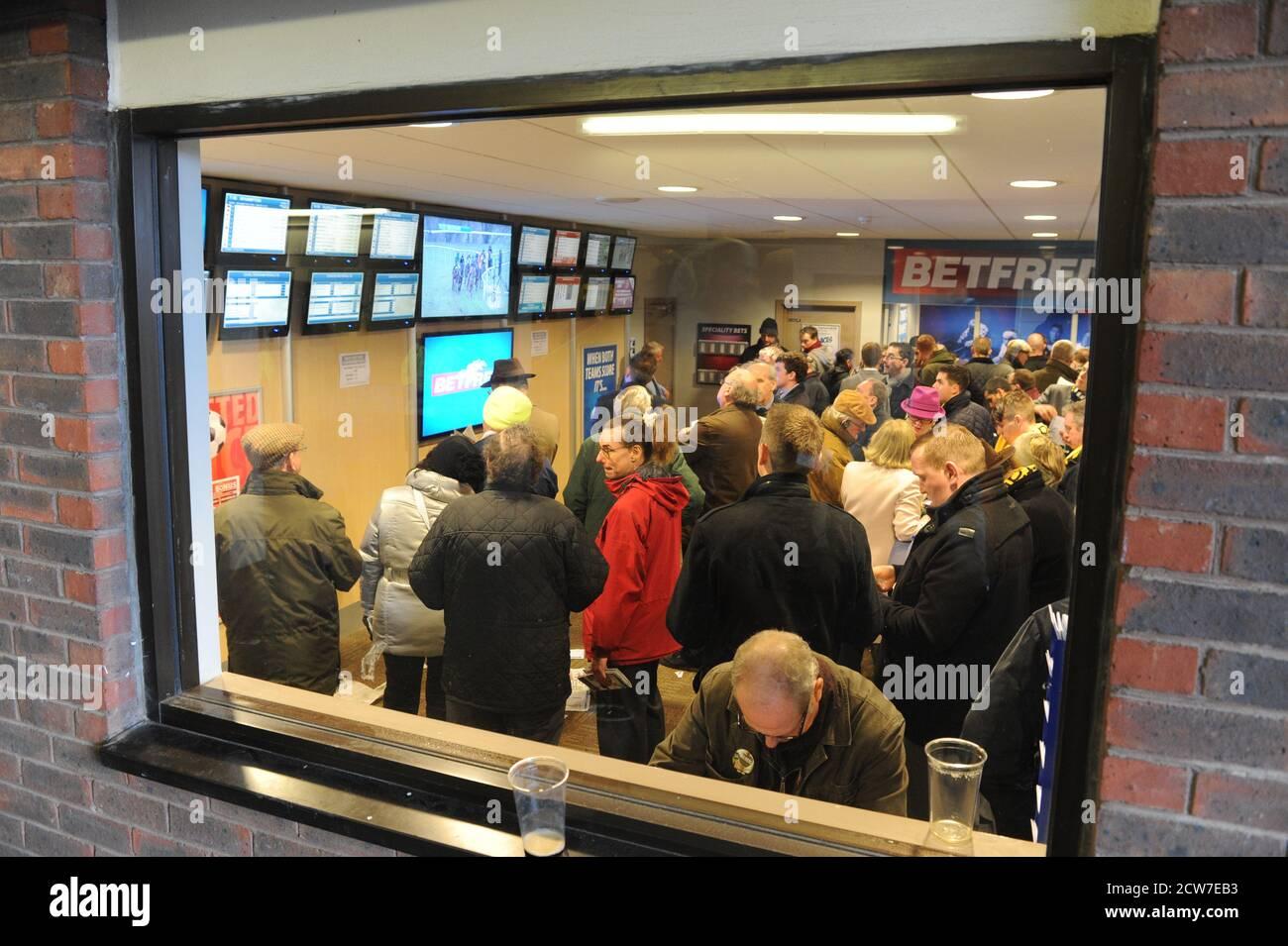fakenham betting shops in leatherhead