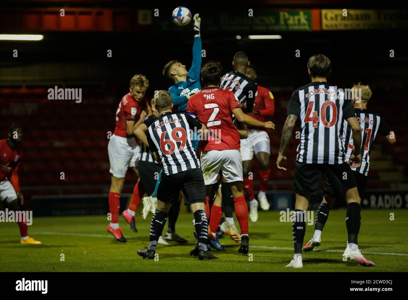 U21 Goalkeeper High Resolution Stock Photography And Images Alamy