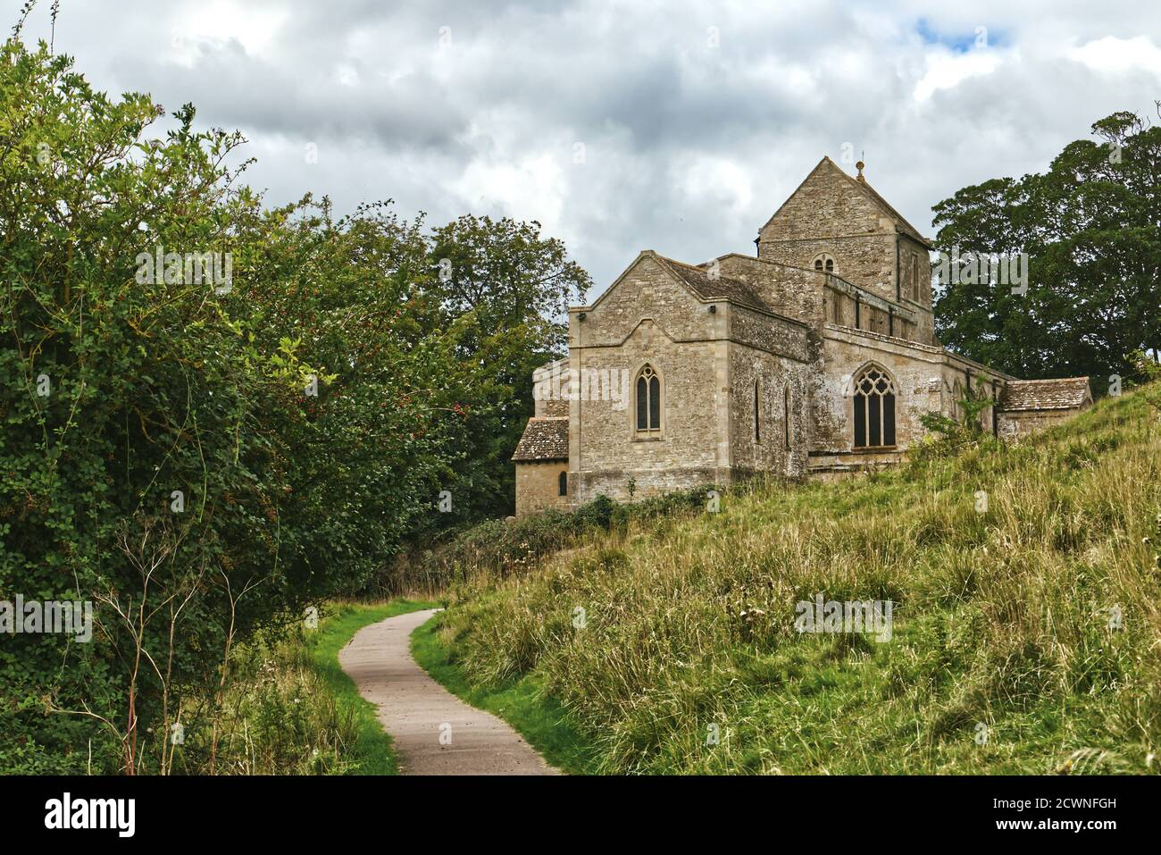 Wadenhoe Village High Resolution Stock Photography And Images Alamy