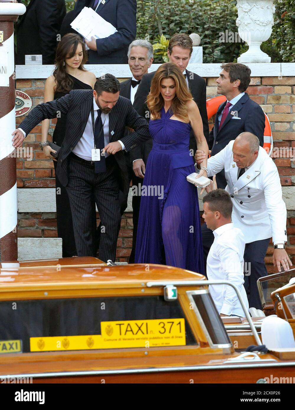 Page 3 George Clooney Wedding High Resolution Stock Photography And Images Alamy
