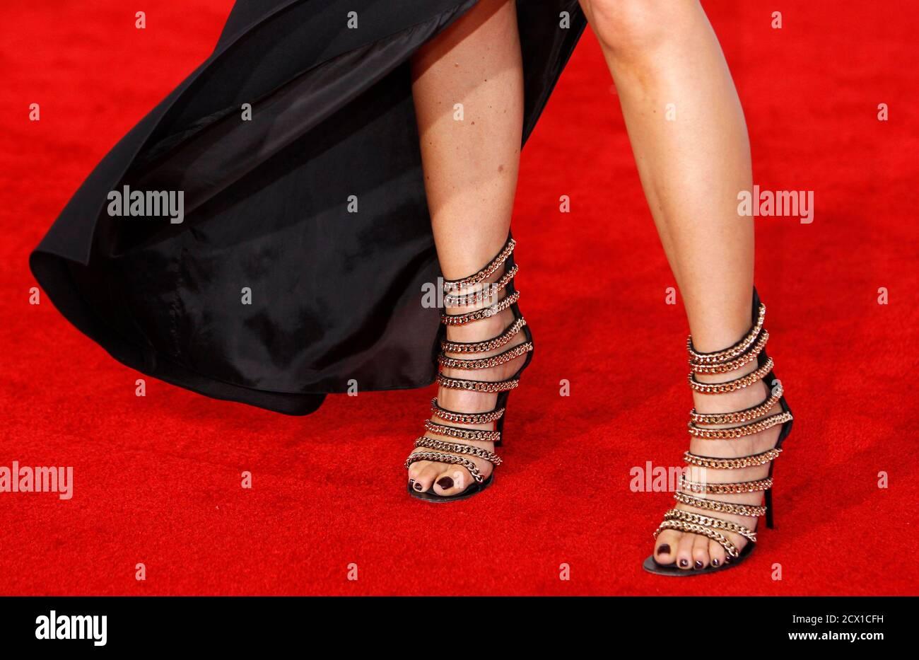 Benz feet julie Julie Benz