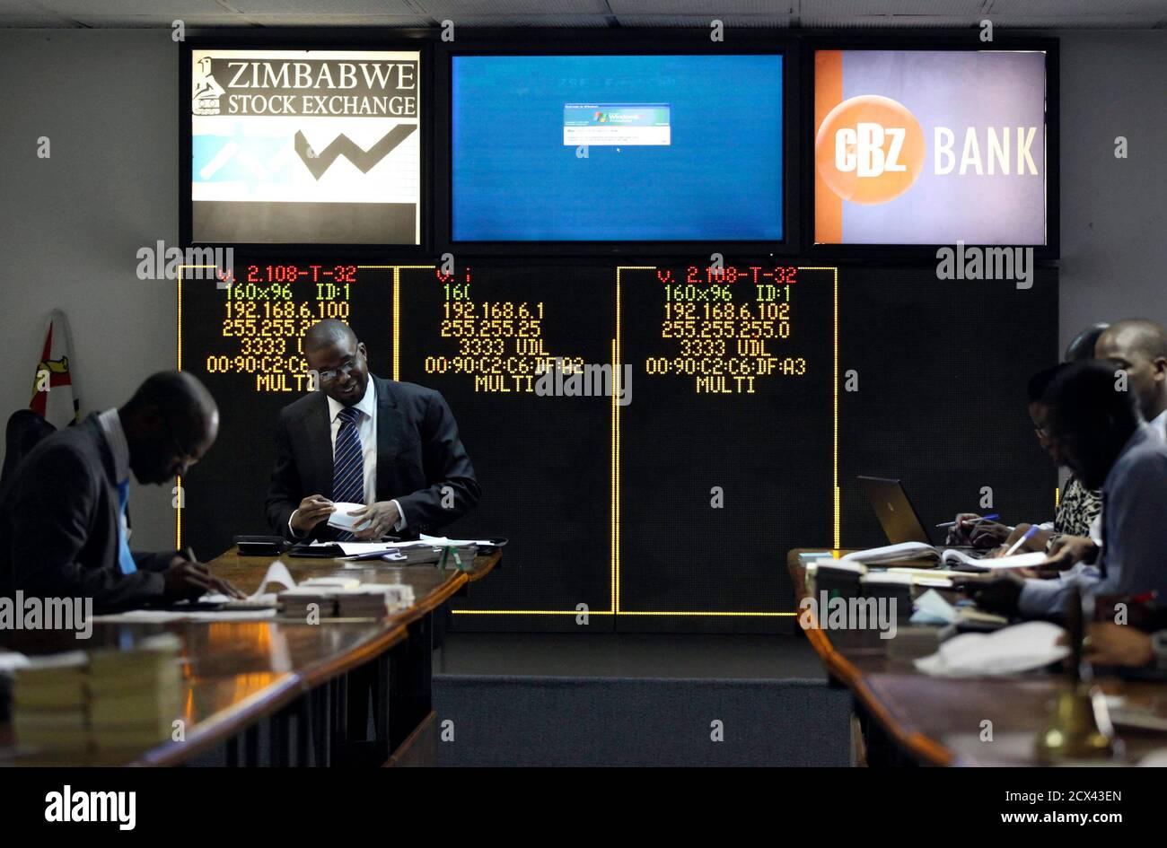 African investment markets zimbabwe