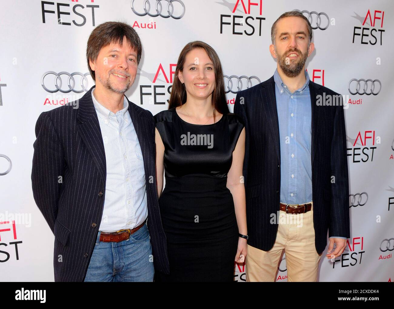 Ken Burns And Sarah Burns High Resolution Stock Photography And Images Alamy