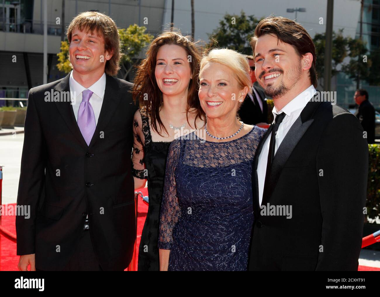 Carly Ritter High Resolution Stock Photography And Images Alamy My shoes keep walking back to you. https www alamy com actor jason ritter r his mother nancy morgan 2nd r his brother tyler l and his sister carly pose together at the 2012 primetime creative arts emmy awards in los angeles september 15 2012 reutersdanny moloshok united states tags entertainment image377791037 html