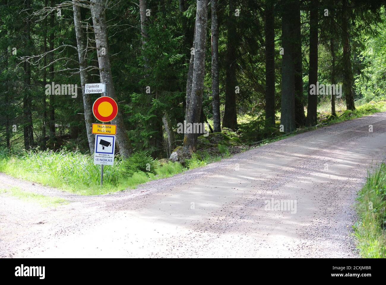 Privat camping Maine Camping
