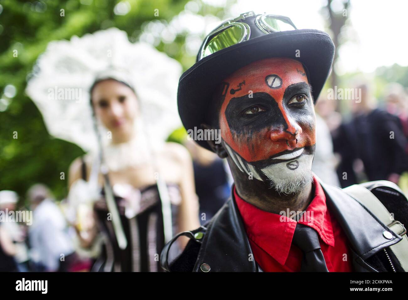Page 2 Wave Gotik Leipzig High Resolution Stock Photography And Images Alamy