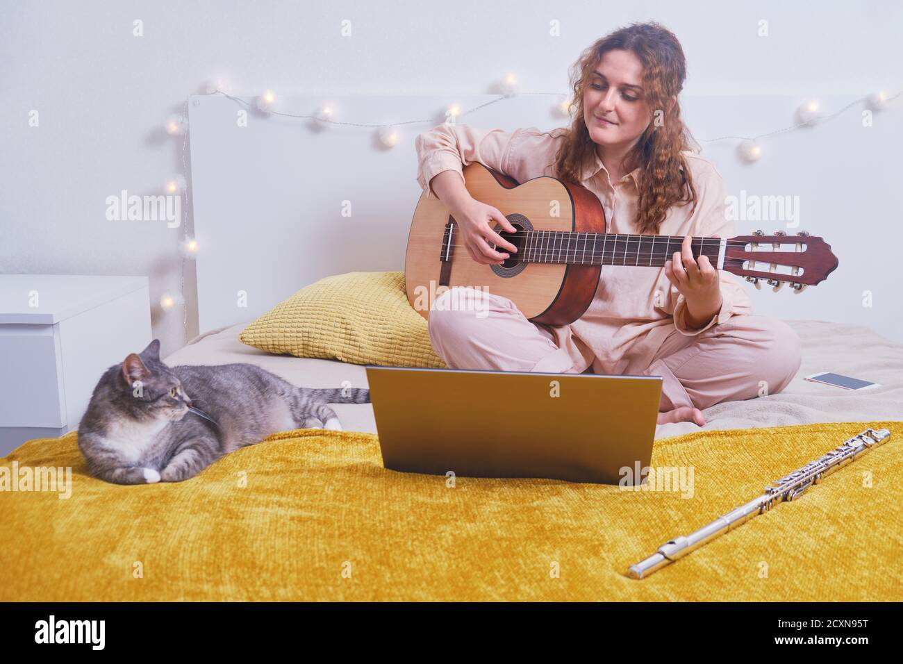 Cat Of New Musical High Resolution Stock Photography and Images ...