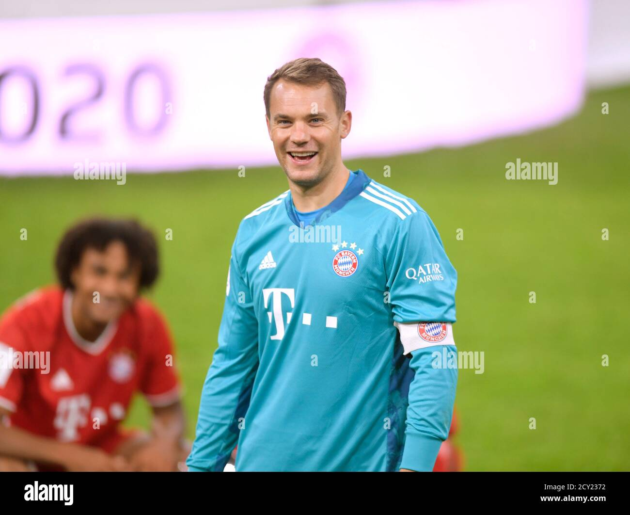 Allianz Arena Munich Germany 30.09.20, Football: German SUPERCUP ...