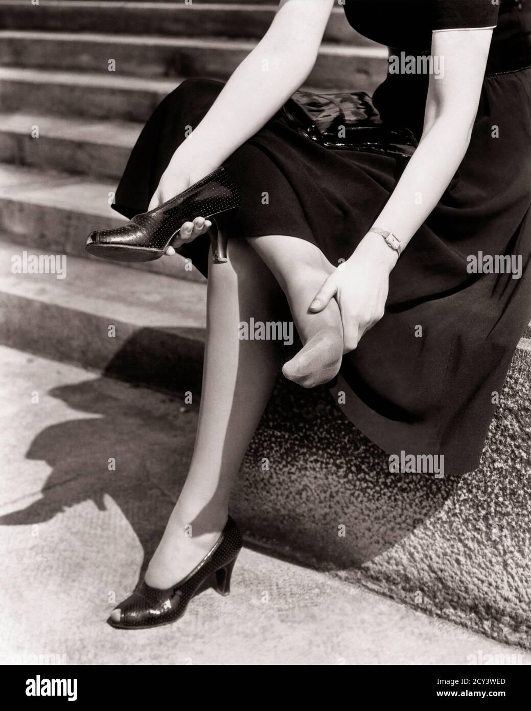 High heels barbara lady Peter Chu