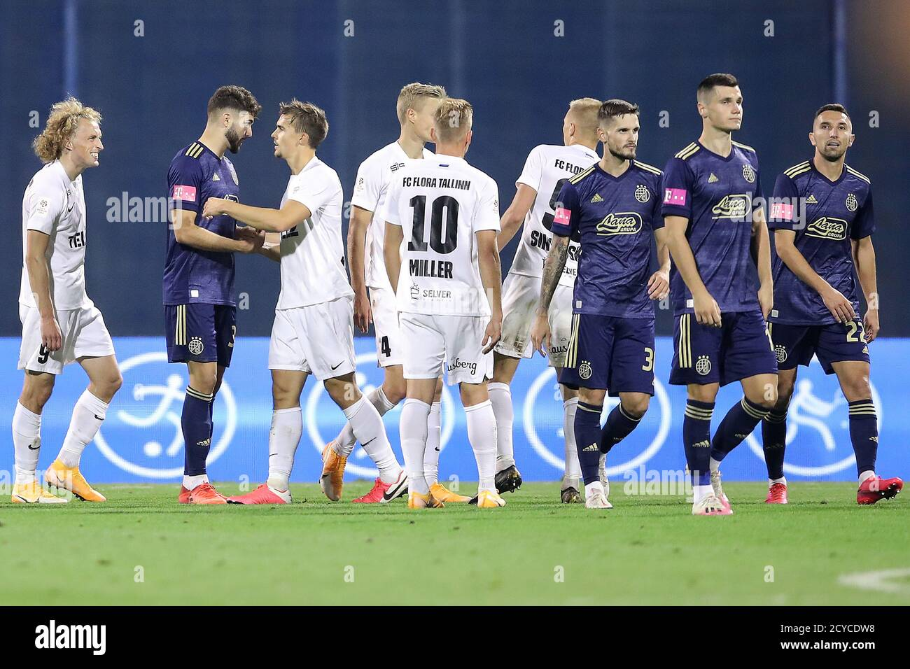 Dinamo Zagreb High Resolution Stock Photography And Images Page 7 Alamy
