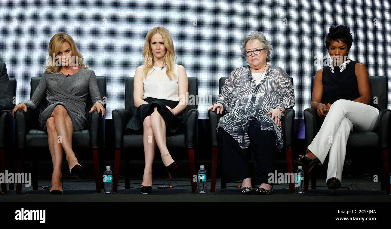 American Horror Story Coven Paulson High Resolution Stock Photography And Images Alamy