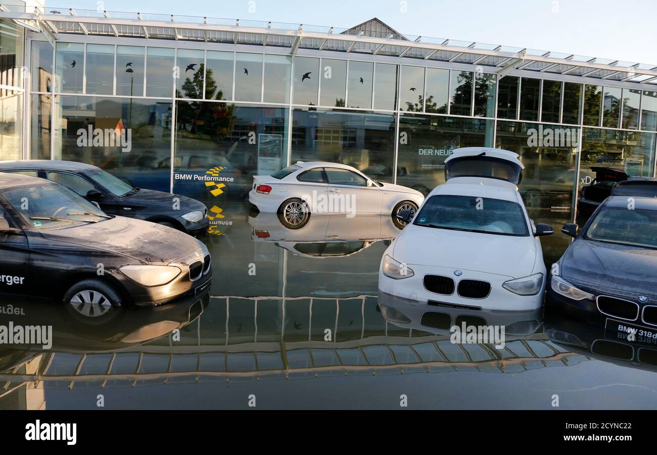 Bmw Car Dealership High Resolution Stock Photography And Images Alamy