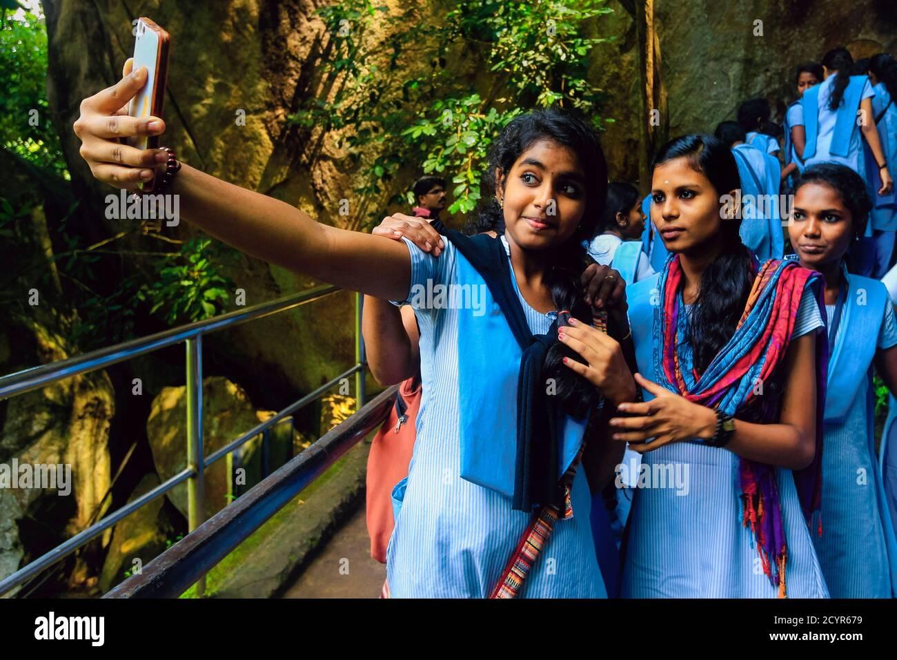 Kerala real girls life Beautiful Muslim