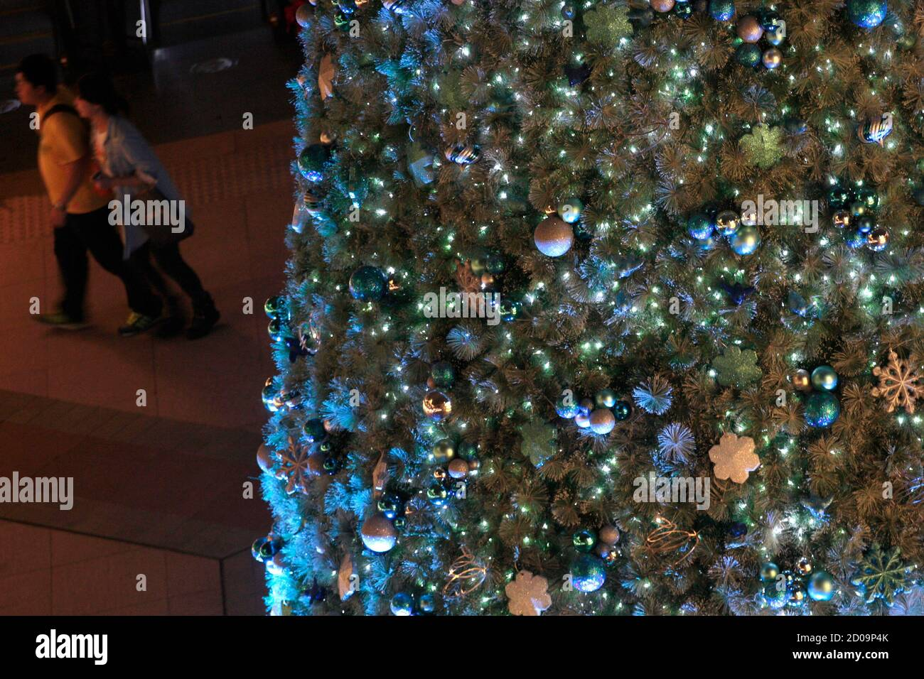 Tyrone Mall Christmas Day 2021 Christmas Tree In China Asia High Resolution Stock Photography And Images Alamy