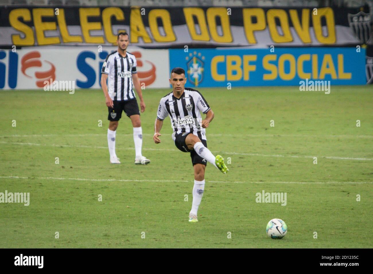 Belo Horizonte Brazil 04th Oct 2020 Junior Alonso Do Atletico During Atletico X Vasco A Match