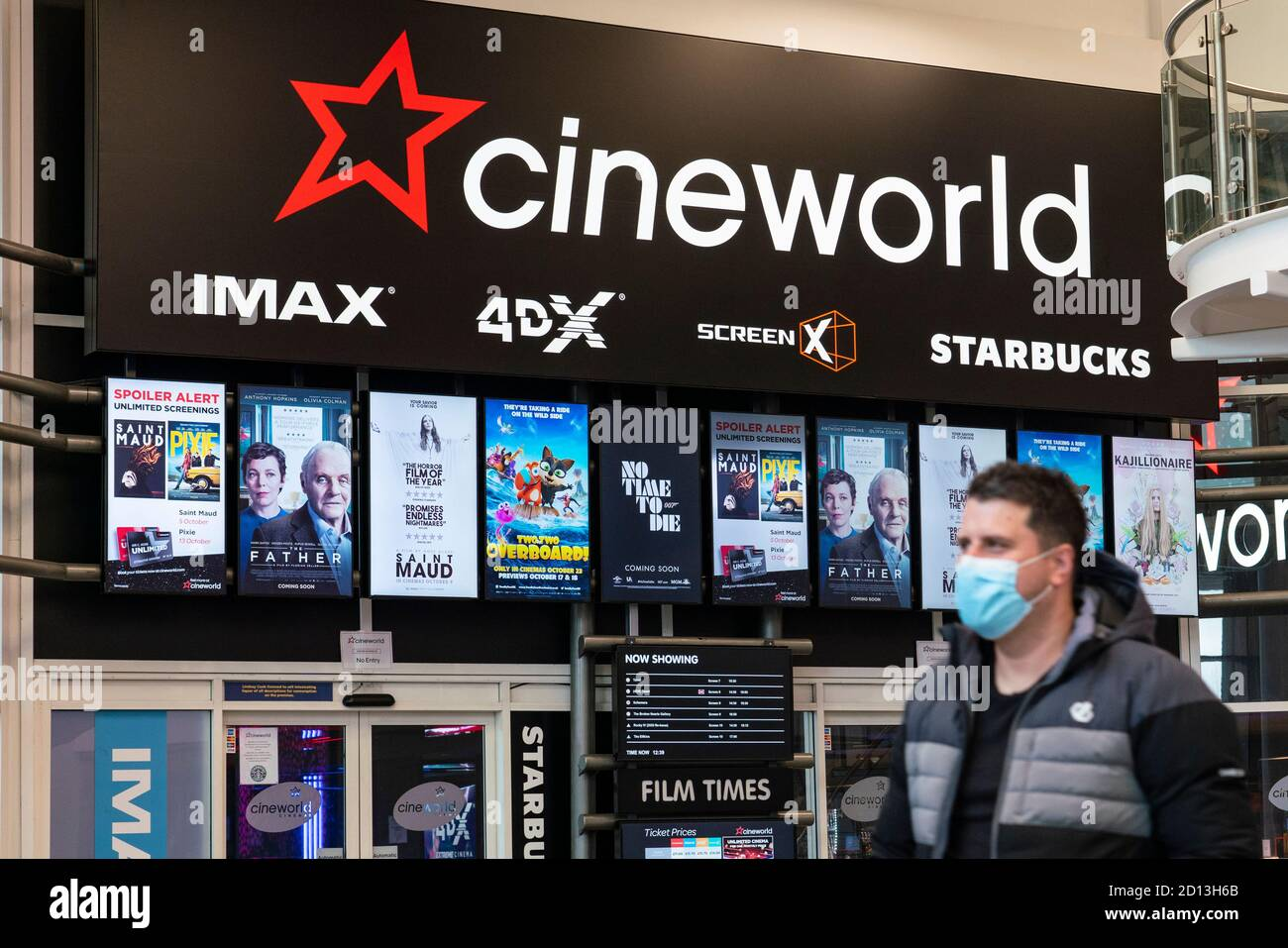 Cineworld Edinburgh High Resolution Stock Photography And Images Alamy
