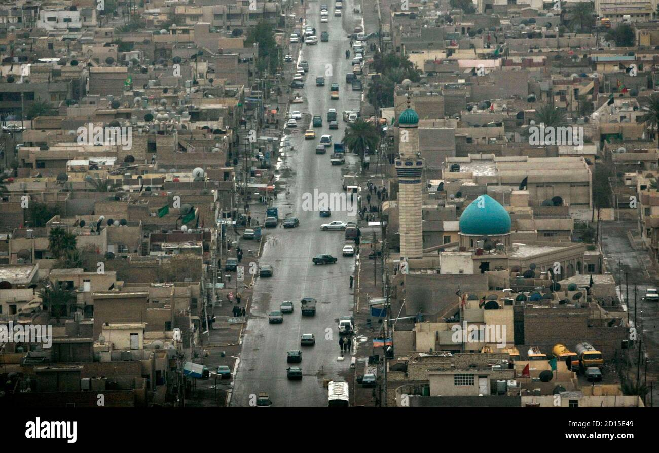 General View Of Baghdad High Resolution Stock Photography And Images Alamy