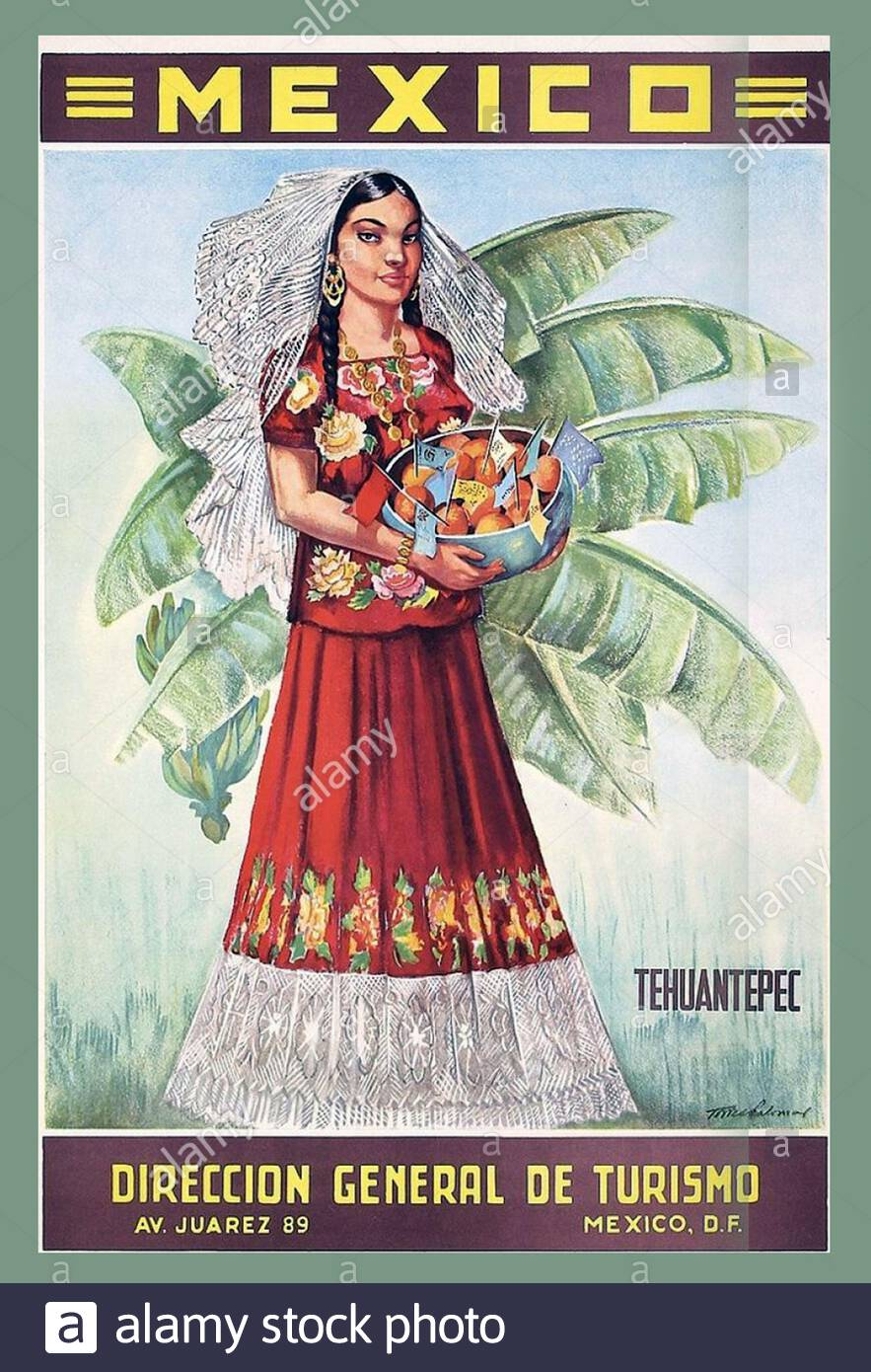 Adult Guide in Tehuantepec