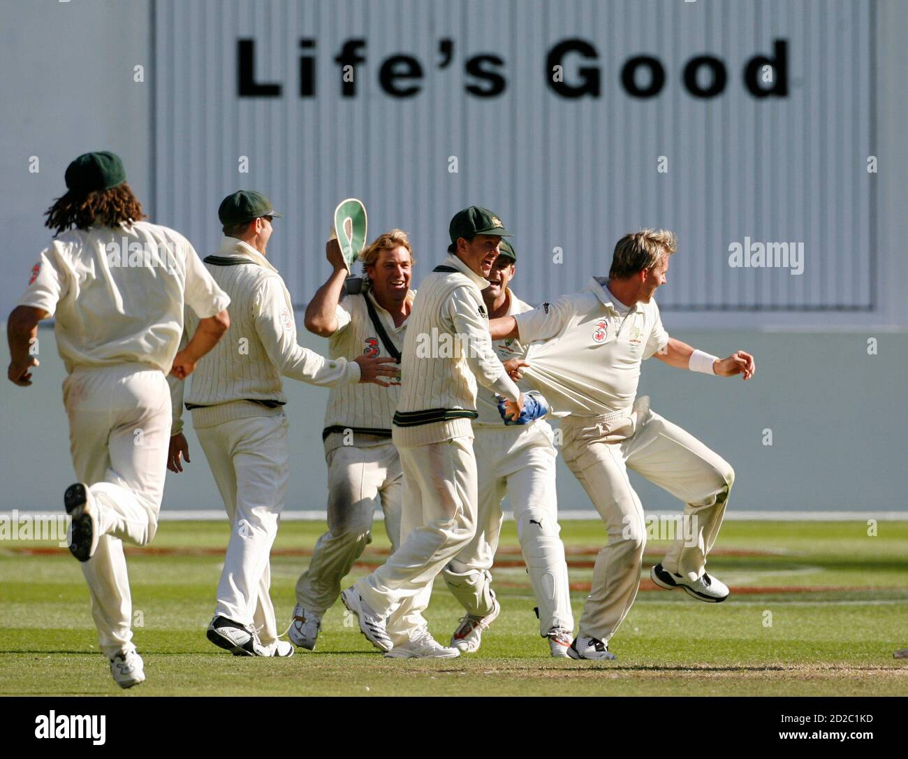 Matthew Hayden And Andrew Symonds High Resolution Stock Photography And Images Alamy